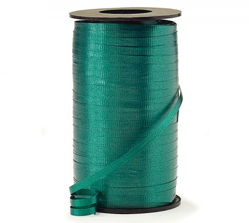Emerald Green Curling Ribbon Roll