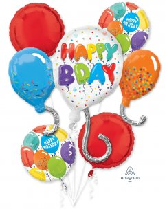 Birthday Celebration Balloon Package