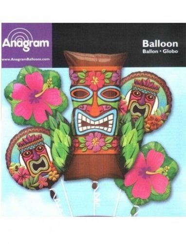 Tiki Lounge Party Balloon Package