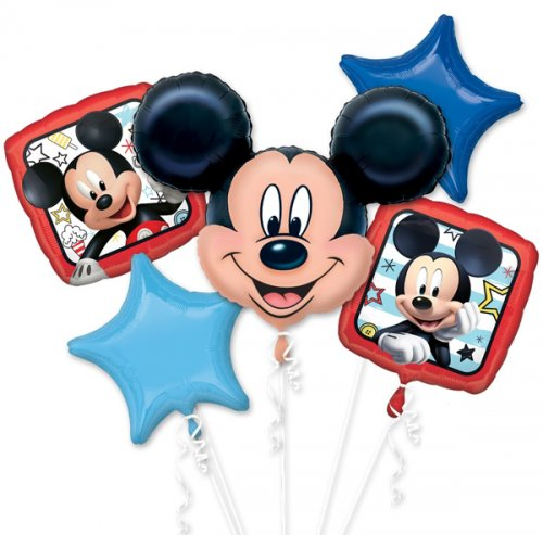 Mickey Roadster Racers Balloon Bouquet