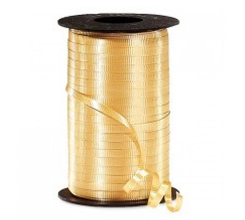 Gold Curling Ribbon Roll