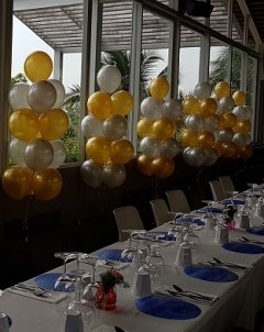 Upgrade Your Loose Helium Balloon to Balloon Column