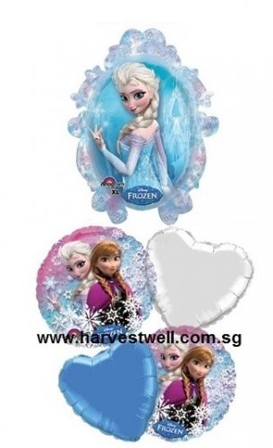 Disney Frozen Balloon Package