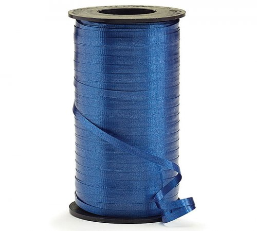 Dark Blue Curling Ribbon Roll
