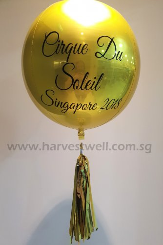 Customize Party Event ORBZ Balloon