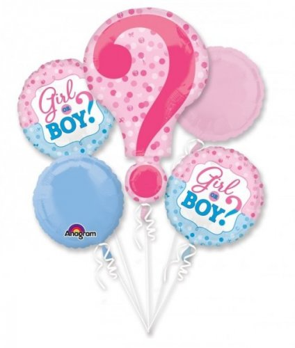 Guess Girl or Boy? Balloon Package
