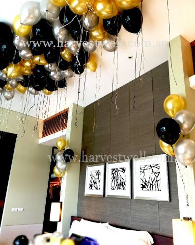 Lets Party Balloon Decoration Package