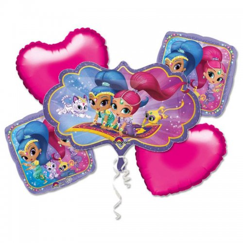 Shimmer and Shine Balloon Package