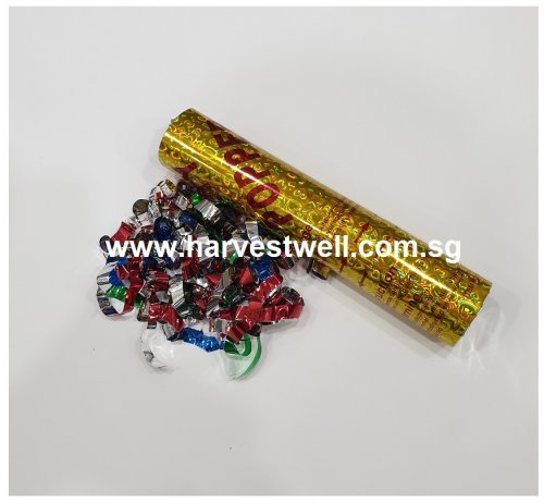 Small Size Party Confetti Popper with Colourful Confetti
