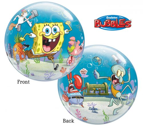 SpongeBob Squarepants & Friends Bubble Balloon