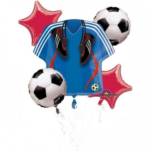 Soccer Action Balloon Package