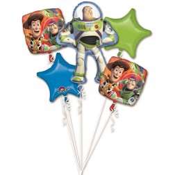 Toy Story Surprise Balloon Bouquet