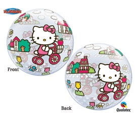Hello Kitty Bubble Balloon