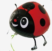 Walking Pet - Ladybug