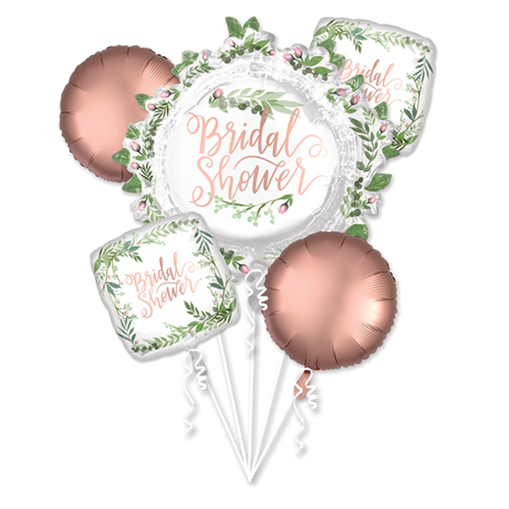 Love & Leaves Bridal Shower Balloon Package