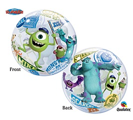 Monsters University Bubble Balloon