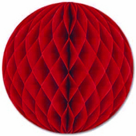 Honeycomb - Red
