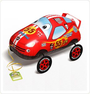 Walking Pet - Racing Car