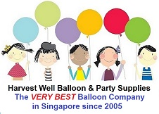 Harvest Well Balloon and Party Supplies